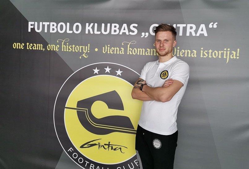 """""""Gintros"""" trenerių štabą papildė šiaulietis Darius Jankauskas"""