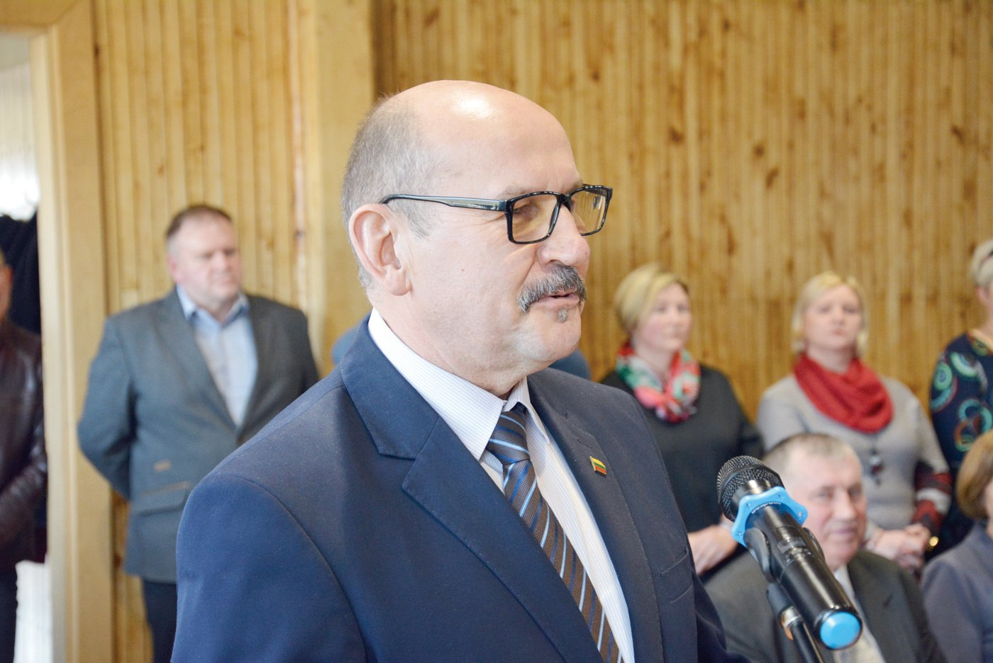 "Seimo narys Z. Streikus: ""Esu nepagydomas optimistas"""