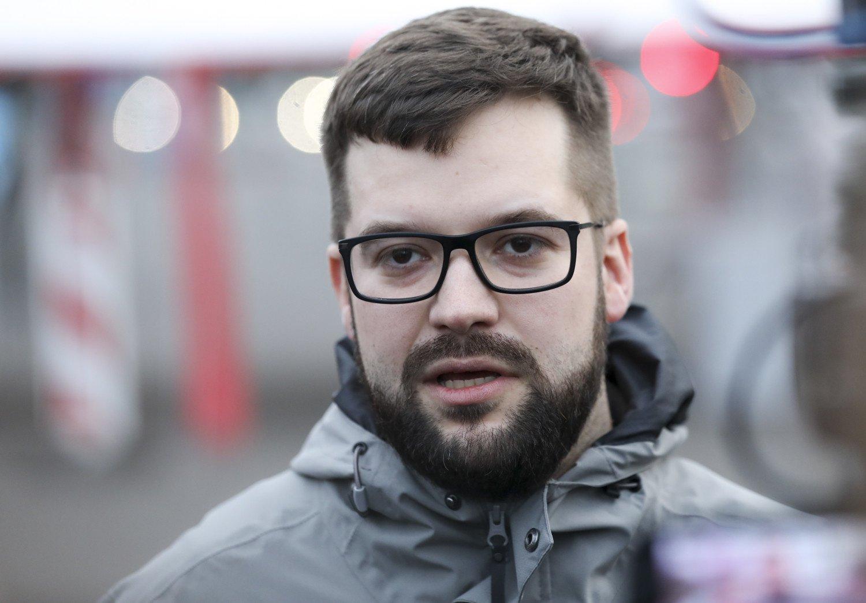 Vilniaus savivaldybės administracijos direktorius P. Poderskis palieka pareigas