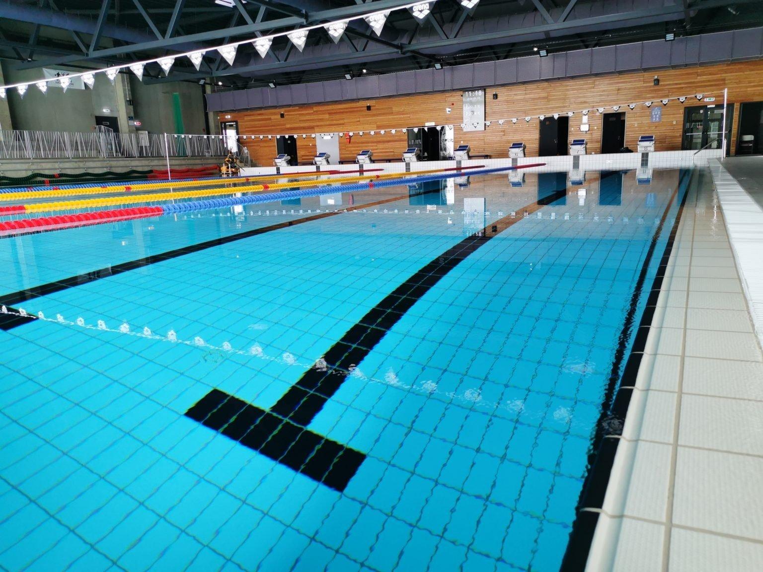 Fabijoniškių baseinas aukšto meistriškumo sportininkams liks atviras ir vasarį