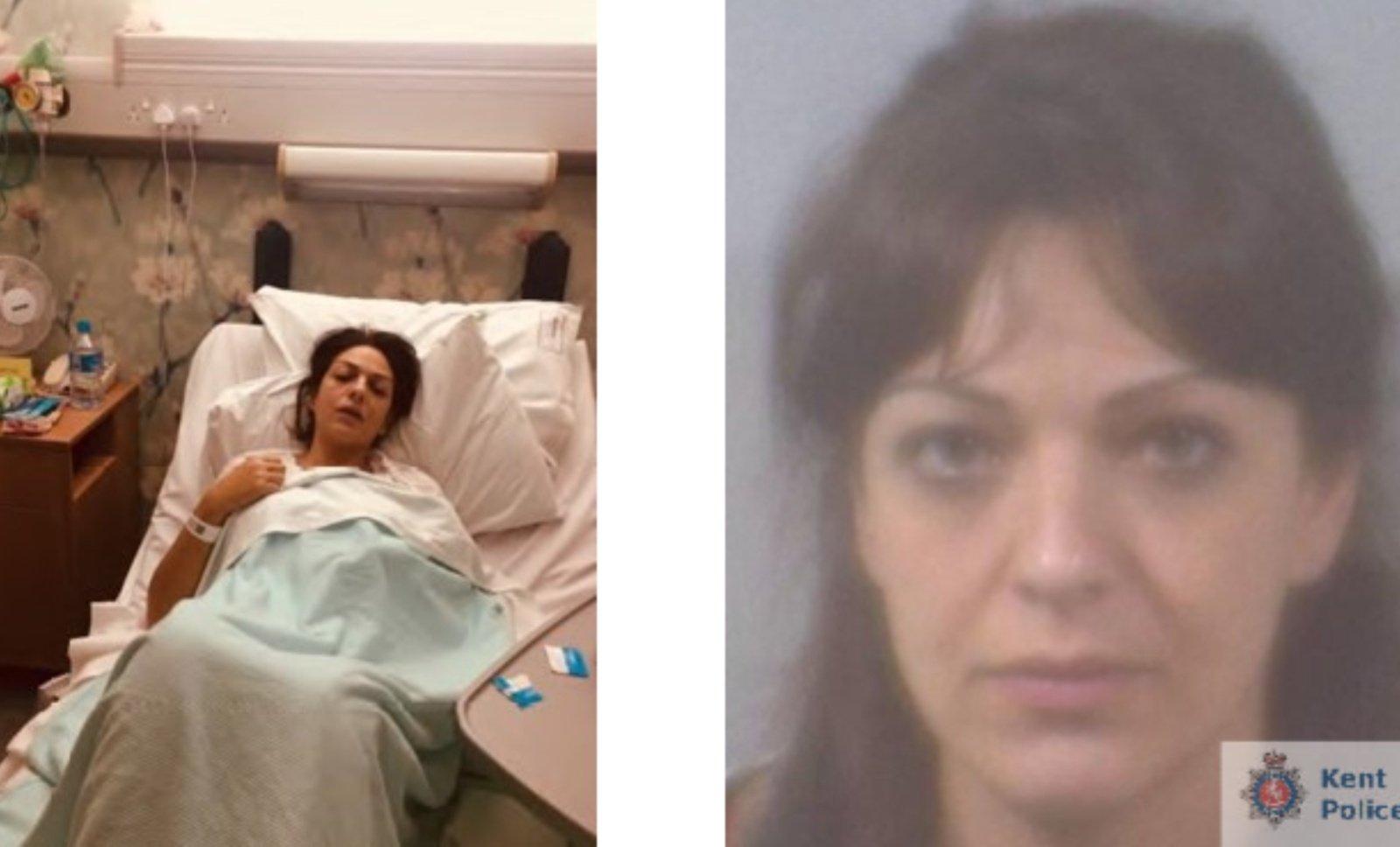 Moteris aukas rinko apsimetusi, kad serga mirtina liga
