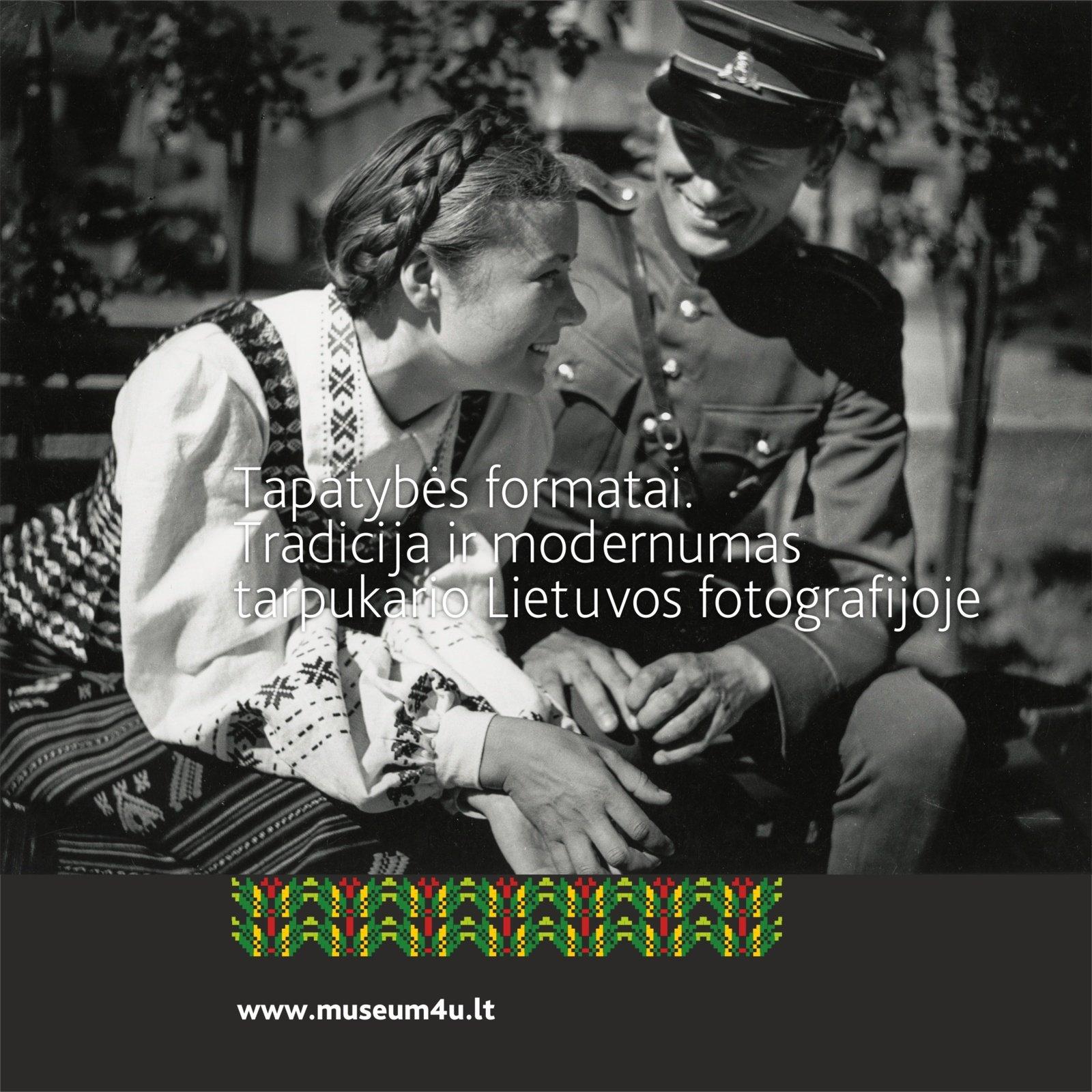 Fotografijos muziejus pristato virtualią tarpukario Lietuvos fotografijos parodą