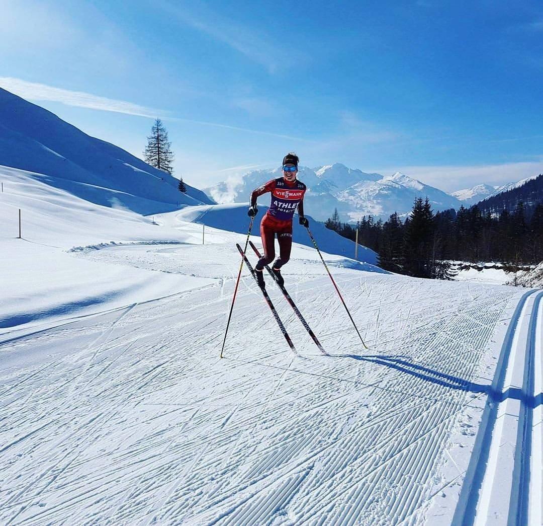 Lietuvė pasaulio biatlono čempionate pranoko beveik 40 varžovių