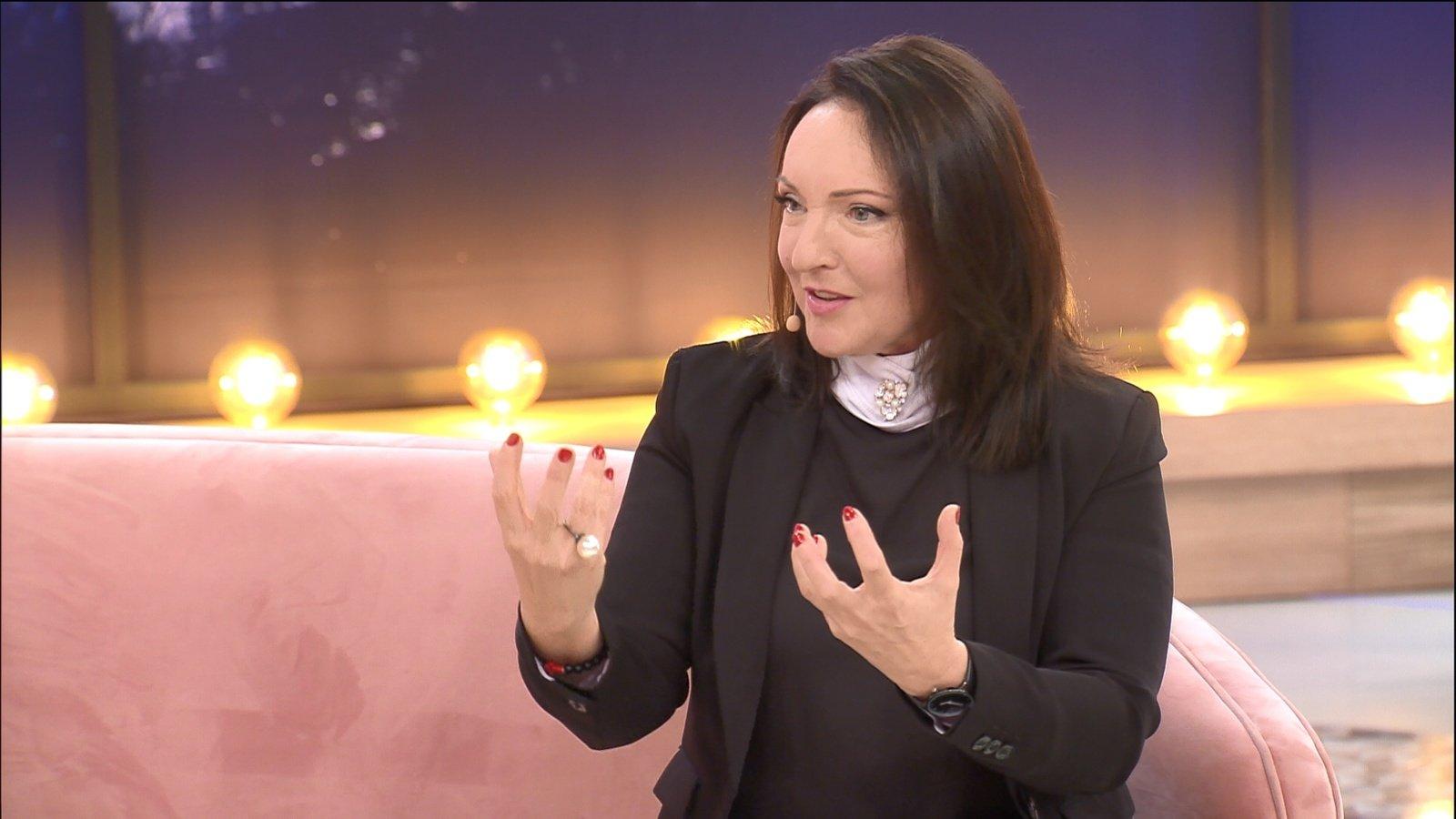 """Aktorė Asta Baukutė: """"Nemyliu moterų politikių, kurios neturi vaikų"""""""
