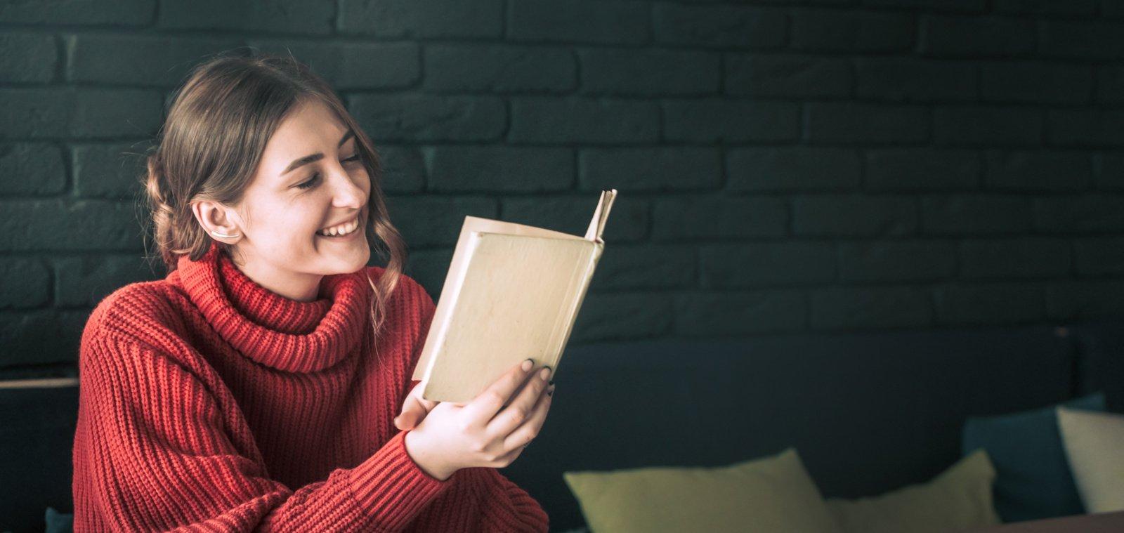 Kas sakė, kad jaunimas neskaito?