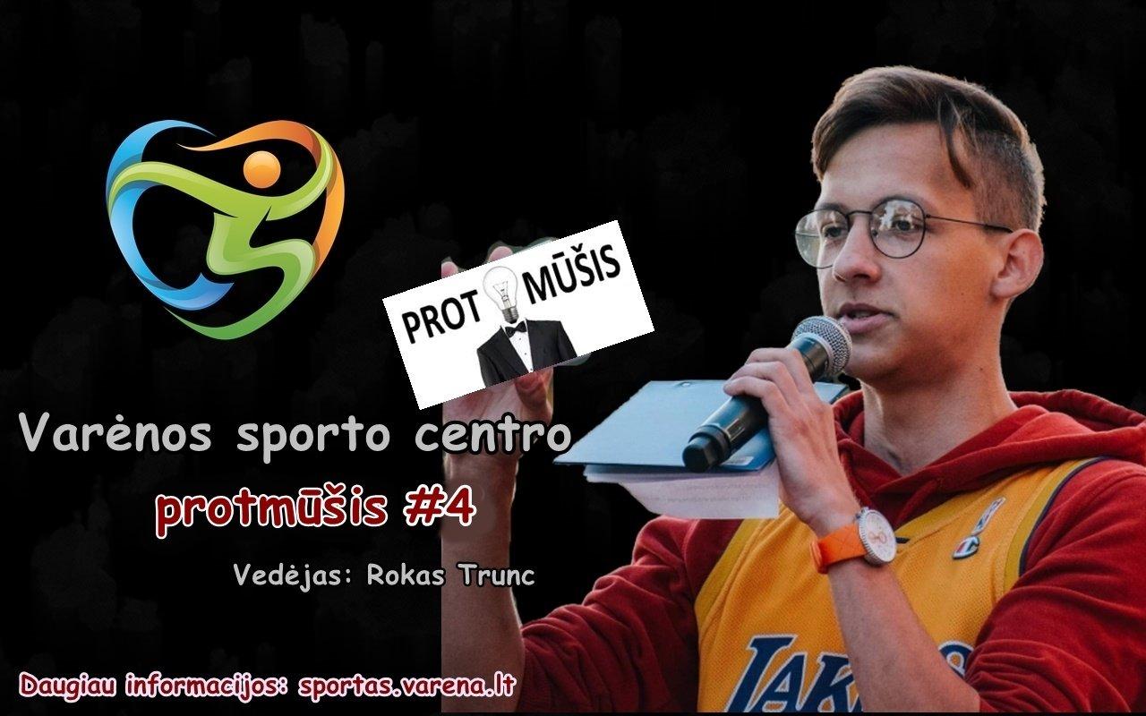 Varėnos sporto centras kviečia į protmūšį