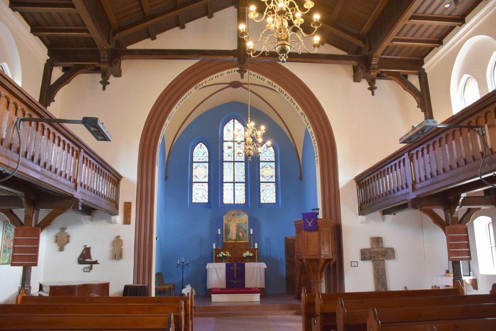 Nidos evangelikų liuteronų bažnyčia lankytojus pasitiks atsinaujinusi