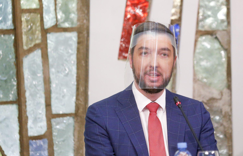 Laisvės partijos atstovas sukritikavo šešėlinės Vyriausybės darbą: sprendimai kursto nesantaiką