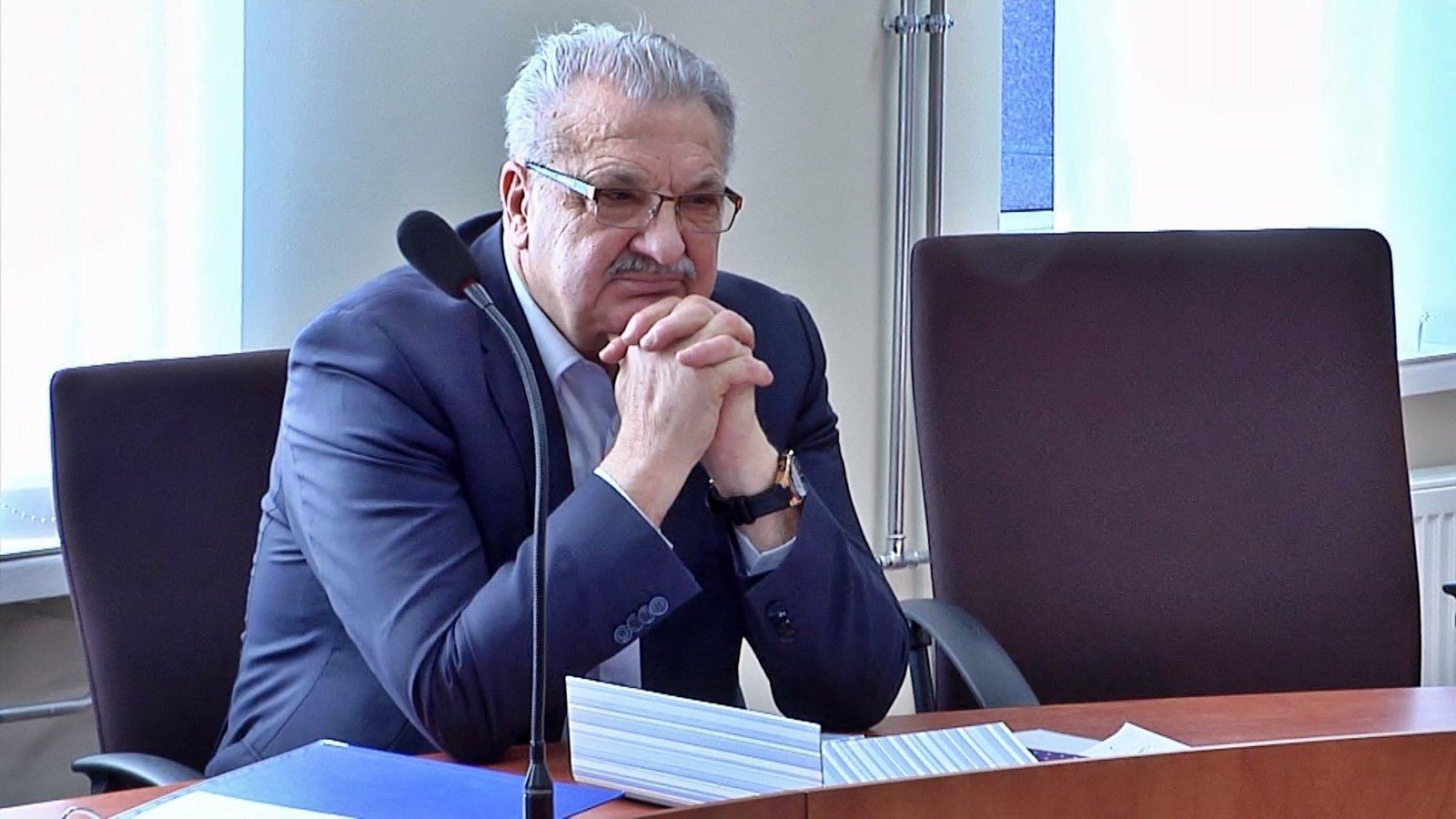 Teismas buvusiam Šiaulių krepšinio klubo vadovui A. Klimavičiui skyrė 19 tūkst. eurų baudą