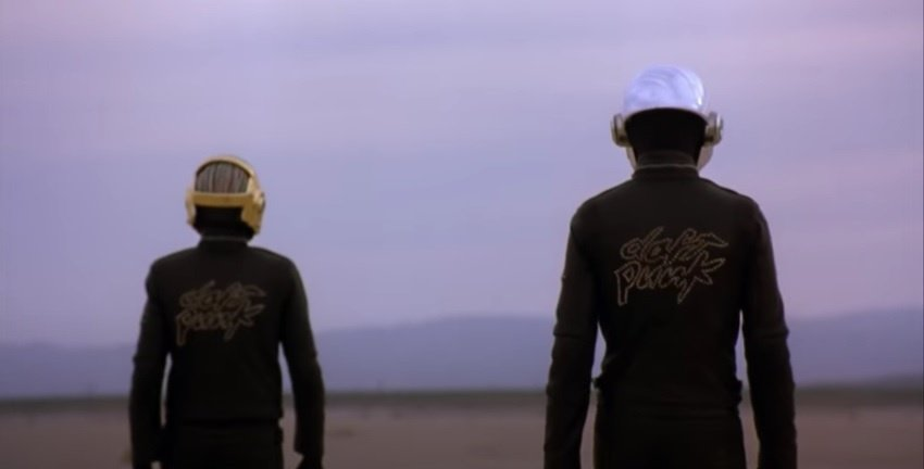 """Išsiskyrė prancūzų šokių muzikos superžvaigždžių duetas """"Daft Punk"""""""