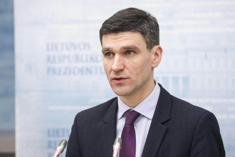 S. Krėpšta: teigti, kad Lietuvoje prasidėjo trečioji koronaviruso banga, nėra korektiška