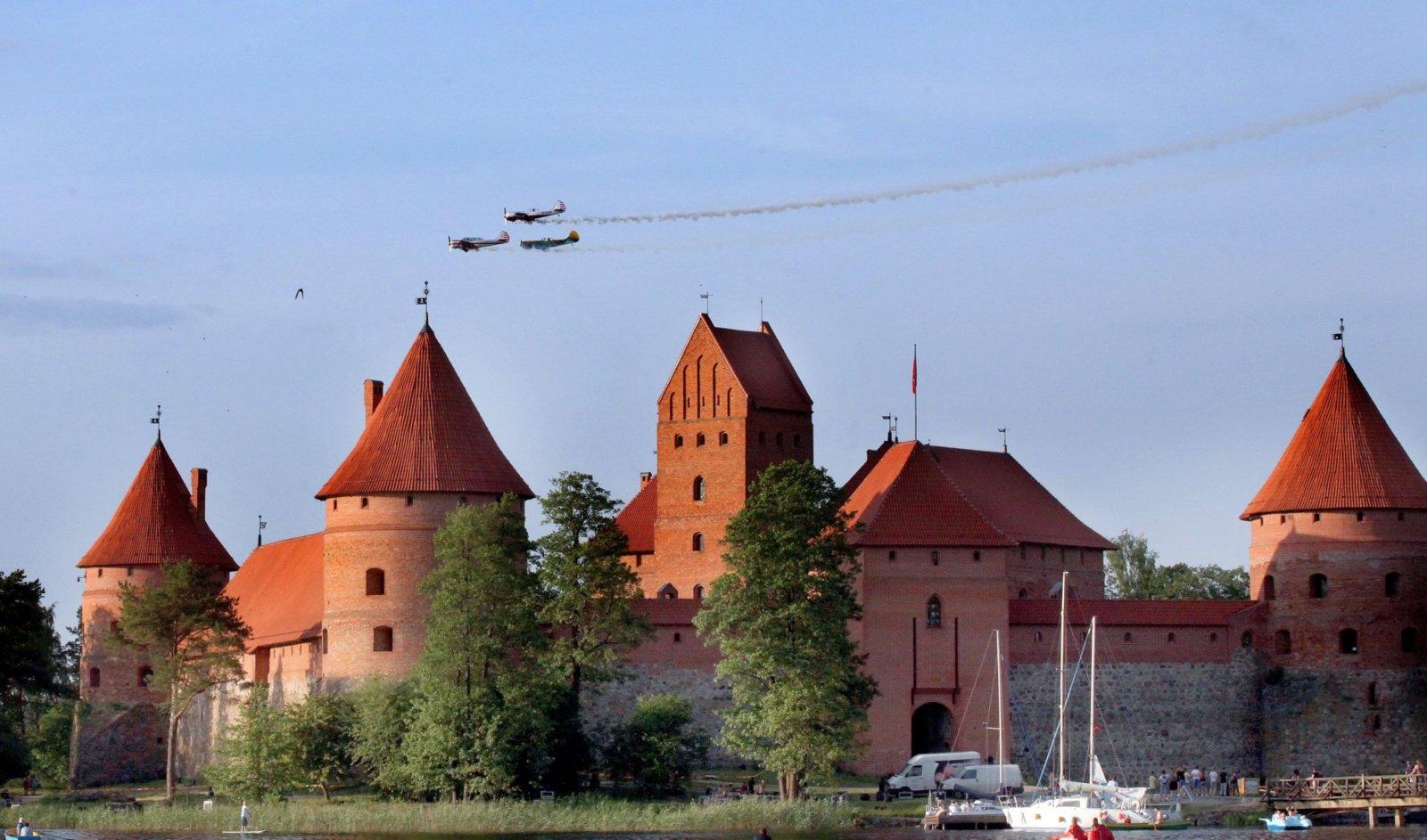 Patvirtintas Trakų rajono savivaldybės biudžetas