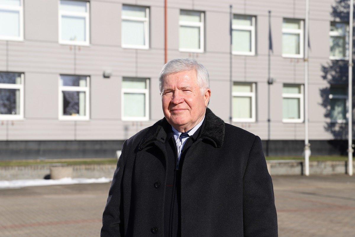 Prisiekė naujas Raseinių rajono tarybos narys Zigmas Pranckus