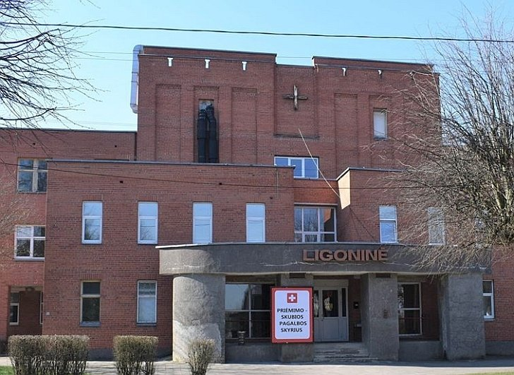 Širvintų ligoninėje sergančių koronavirusu šiuo metu nėra