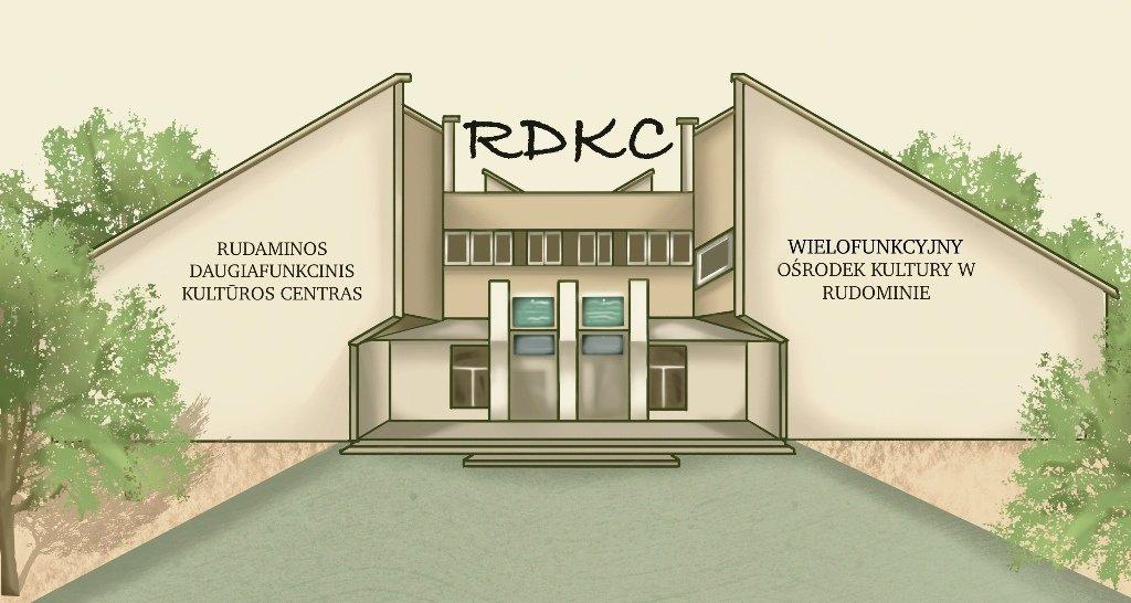 Rudaminos daugiafunkcinis kultūros centras turi naują logotipą