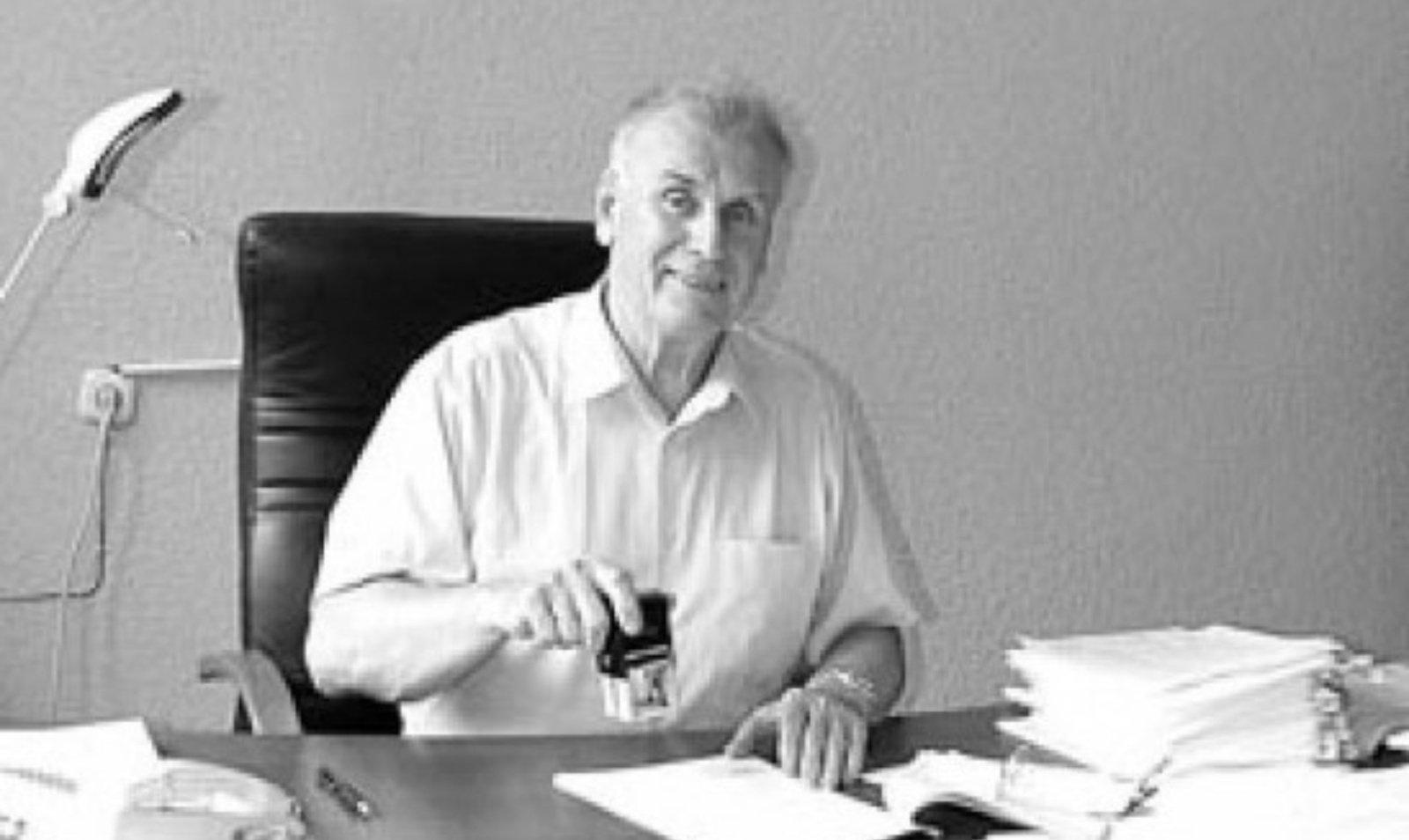Mirė buvęs Vilniaus rajono savivaldybės administracijos direktorius Stefan Svetlikovski