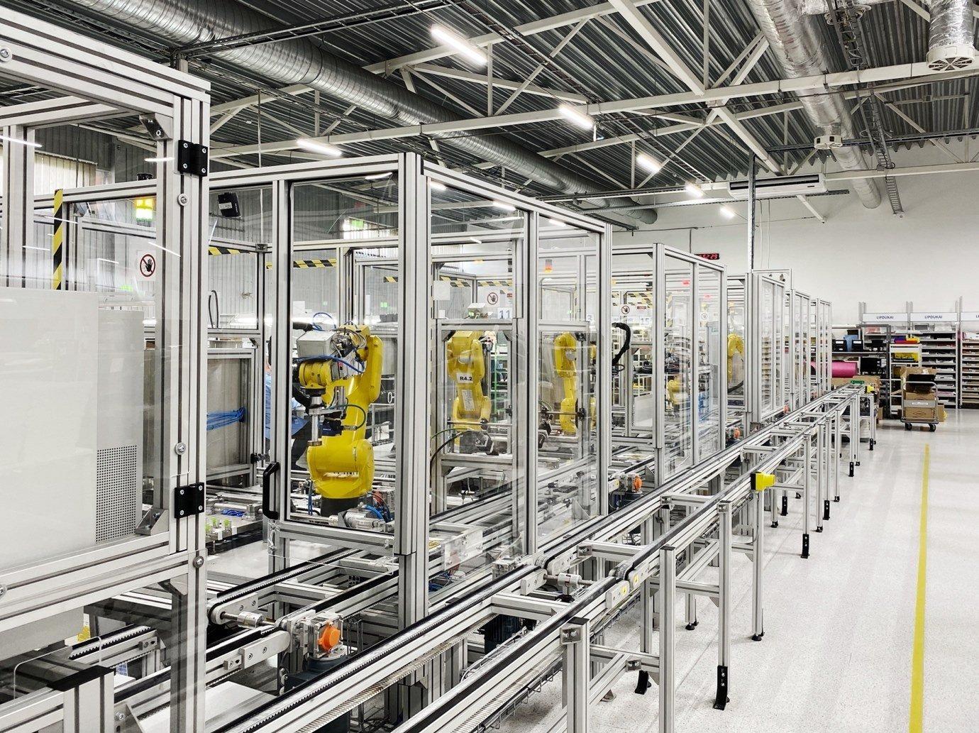 """""""Teltonika"""" jau greitai skelbs darbuotojų atranką į naują technologijų centrą Molėtuose"""