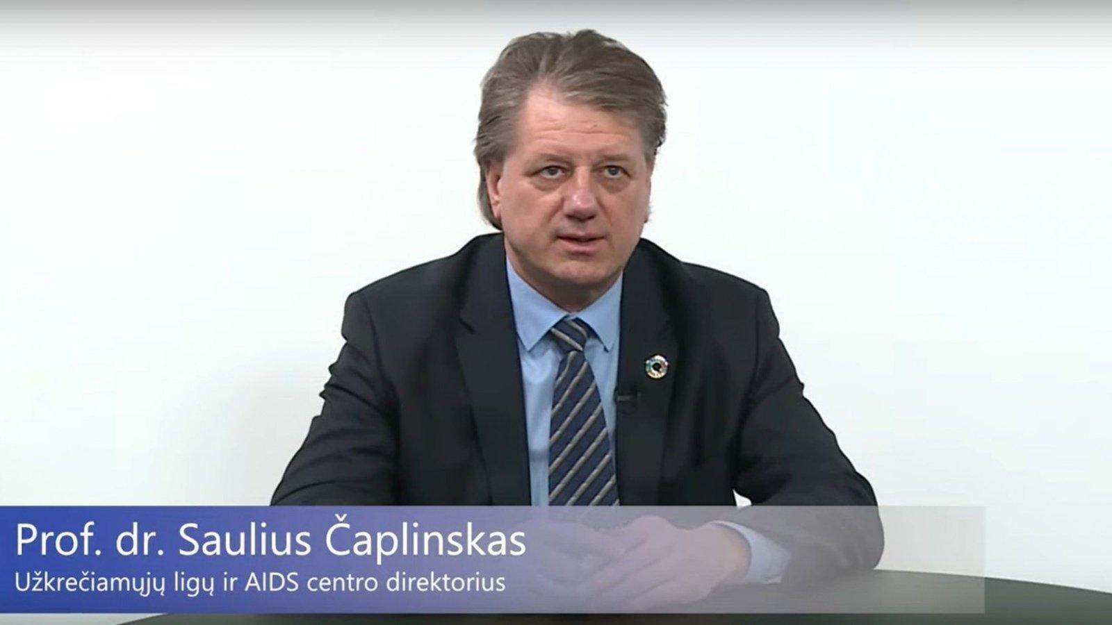 Pasibaigus S. Čaplinsko nedarbingumui, jis atleidžiamas iš ULAC vadovų