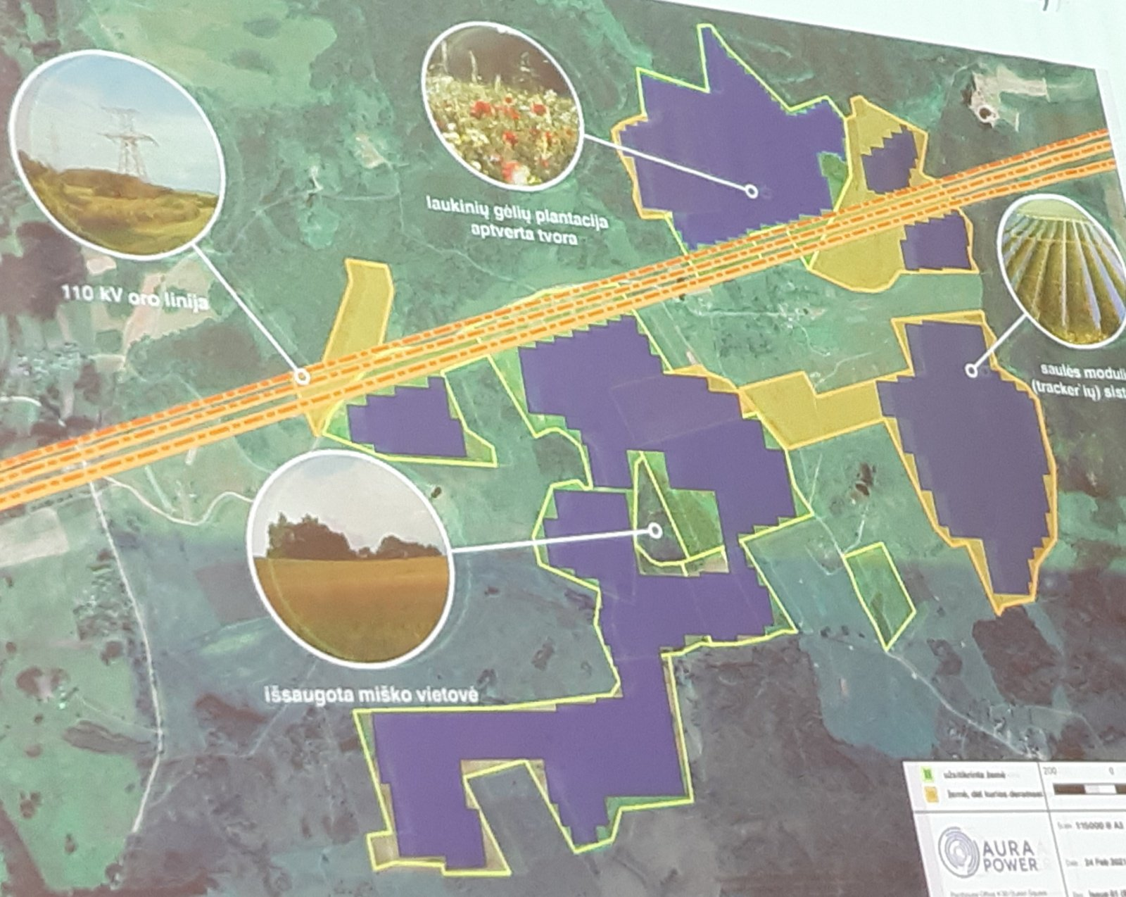 Ignalinos rajone planuojama statyti didžiausią Baltijos šalyje saulės elektrinę