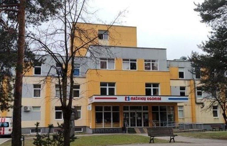 Mažeikių ligoninėje gydoma vis mažiau ligonių, sergančių Covid-19 liga