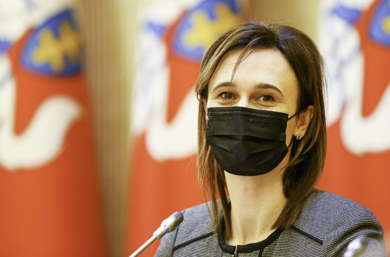 V. Čmilytė-Nielsen: pavasario sesijoje Seimas Stambulo konvencijos nesvarstys