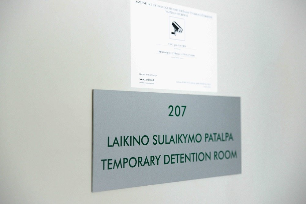 Ieškomas Pasvalio rajono gyventojas įkliuvo vos įvažiavęs į Lietuvą