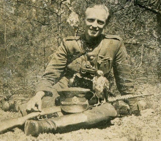 Minimos Lietuvos partizanų vado Adolfo Ramanausko – Vanago gimimo metinės