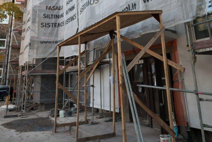 Civilinio kodekso pataisa padės spartinti daugiabučių namų renovaciją