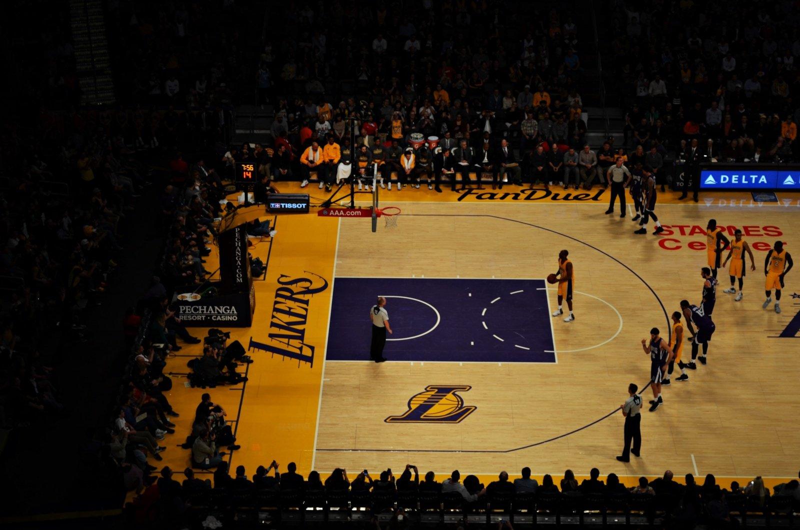 Pranešta, kurių NBA krepšininkų marškinėliai perkamiausi