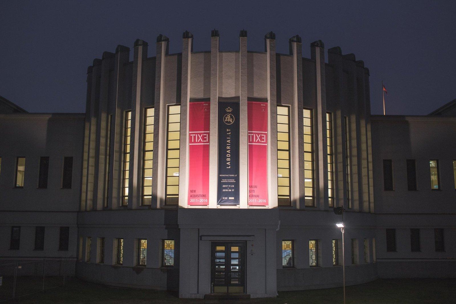 Nacionalinis M. K. Čiurlionio muziejus duris lankytojams atvers Laimės dieną