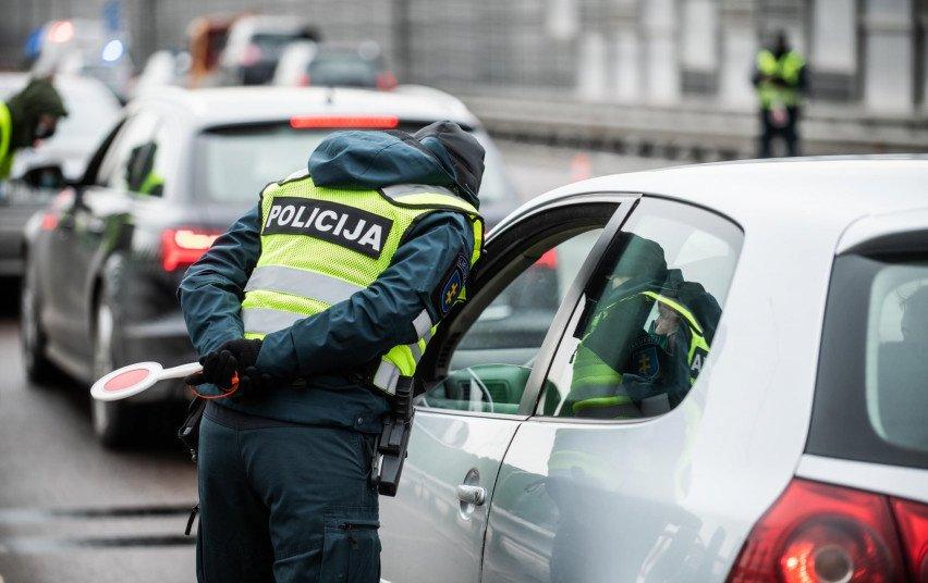Klaipėdos apskrityje mažėja nusikaltimų, gerėja ir padėtis keliuose