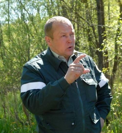 Mirė aplinkosaugininkas Audrius Pilka