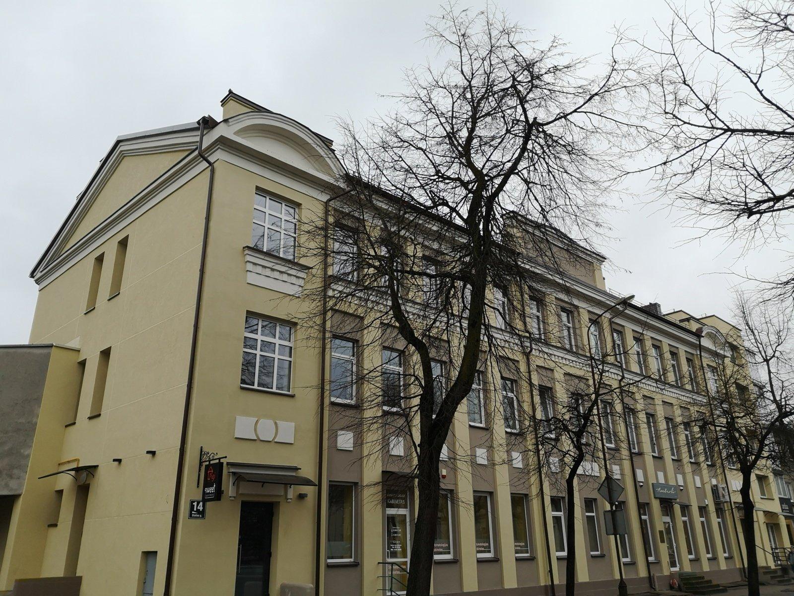 """Su AB """"Šiaulių energija"""" specialistų pagalba renovuotas Šiaulių daugiabutis – vienas iš """"Metų renovacijos projekto 2021"""" nugalėtojų"""