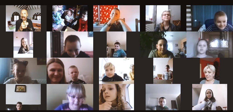 """Netaršumo konkurso nugalėtojai – Druskininkų """"Saulės"""" pagrindinės mokyklos antrokai"""