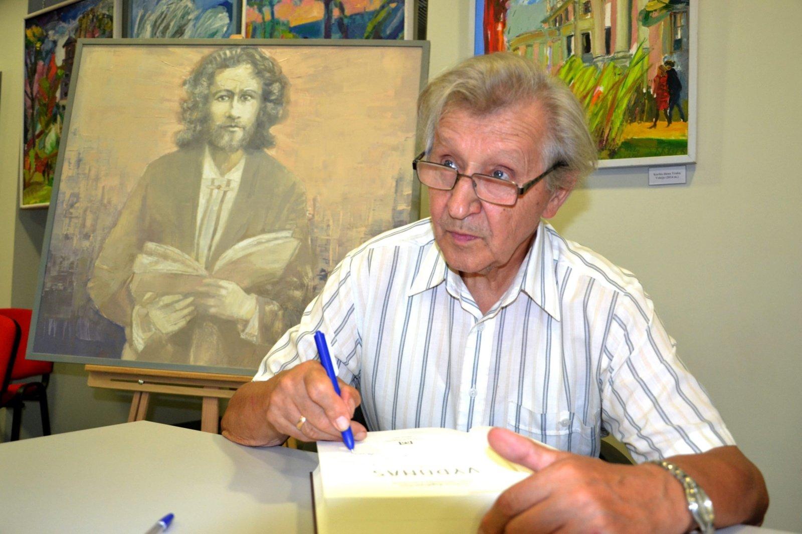 Vydūno viešoji biblioteka siūlo suteikti doc. dr. Vaclovo Bagdonavičiaus vardą Pagėgių miesto gatvei
