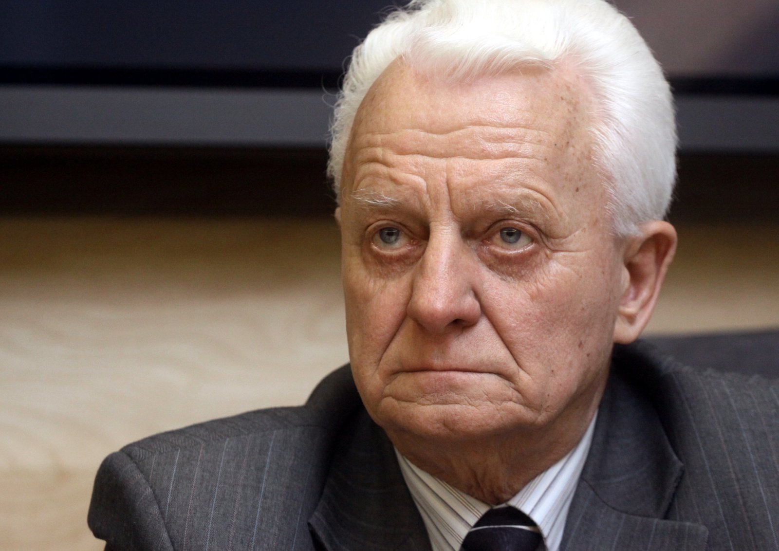 Mirė Lietuvos laisvės kovotojų sąjungos narys žurnalistas Šarūnas Valentas Valentinavičius