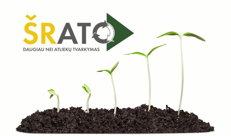 ŠRATC kviečia pasinaudoti proga ir įsigyti ekologiško komposto