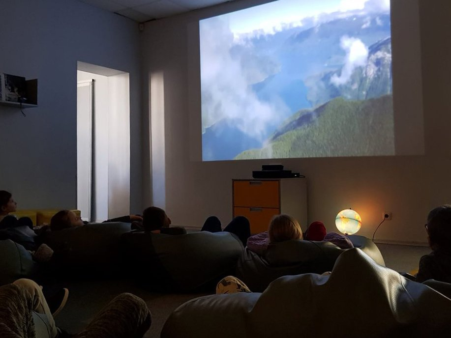 Virtualios edukacinės pamokos Marijampolės bibliotekoje