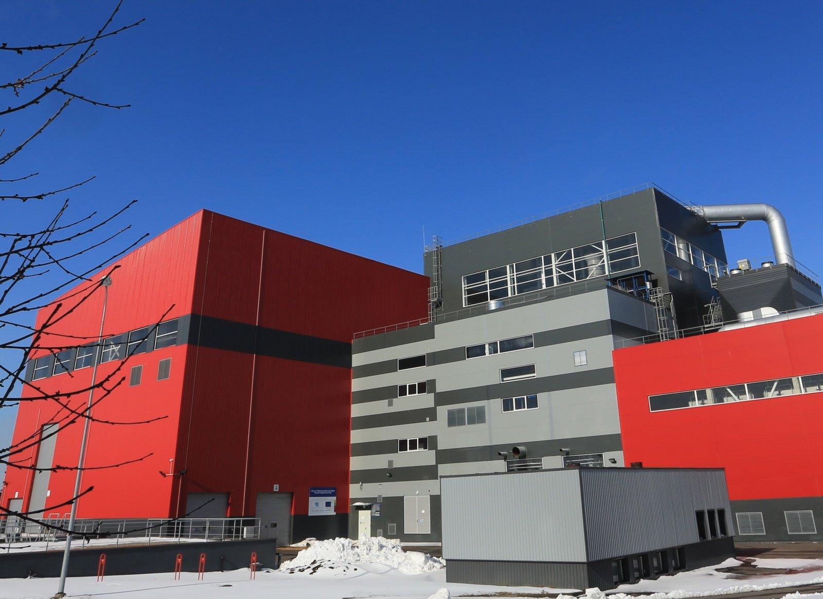 Šiaulių termofikacinės elektrinės projektas nominuotas Europos projektų apdovanojimams