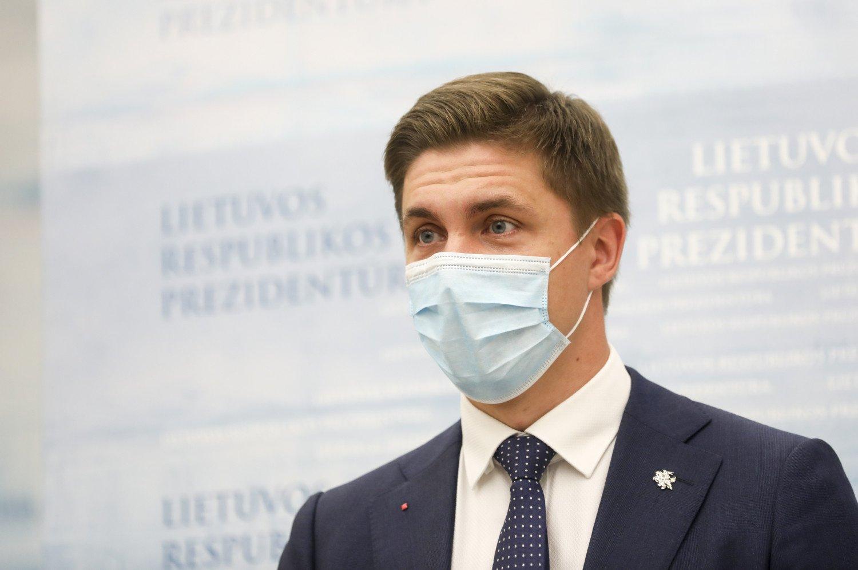 M. Sinkevičius apie Vyriausybės sprendimą dėl karantino: tai pasaka be galo, kuri visiems atsibodo