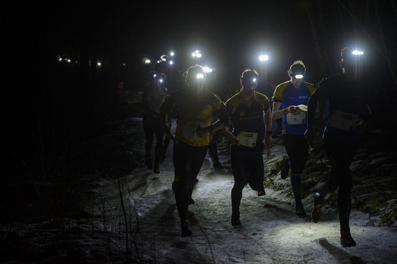 Šiaulių rajone įvyko pirmasis 2021  metais Lietuvos orientavimosi sporto bėgte čempionatas