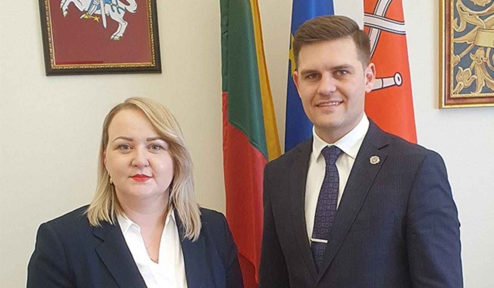 Tauragės rajono savivaldybėje – nauja administracijos direktorė