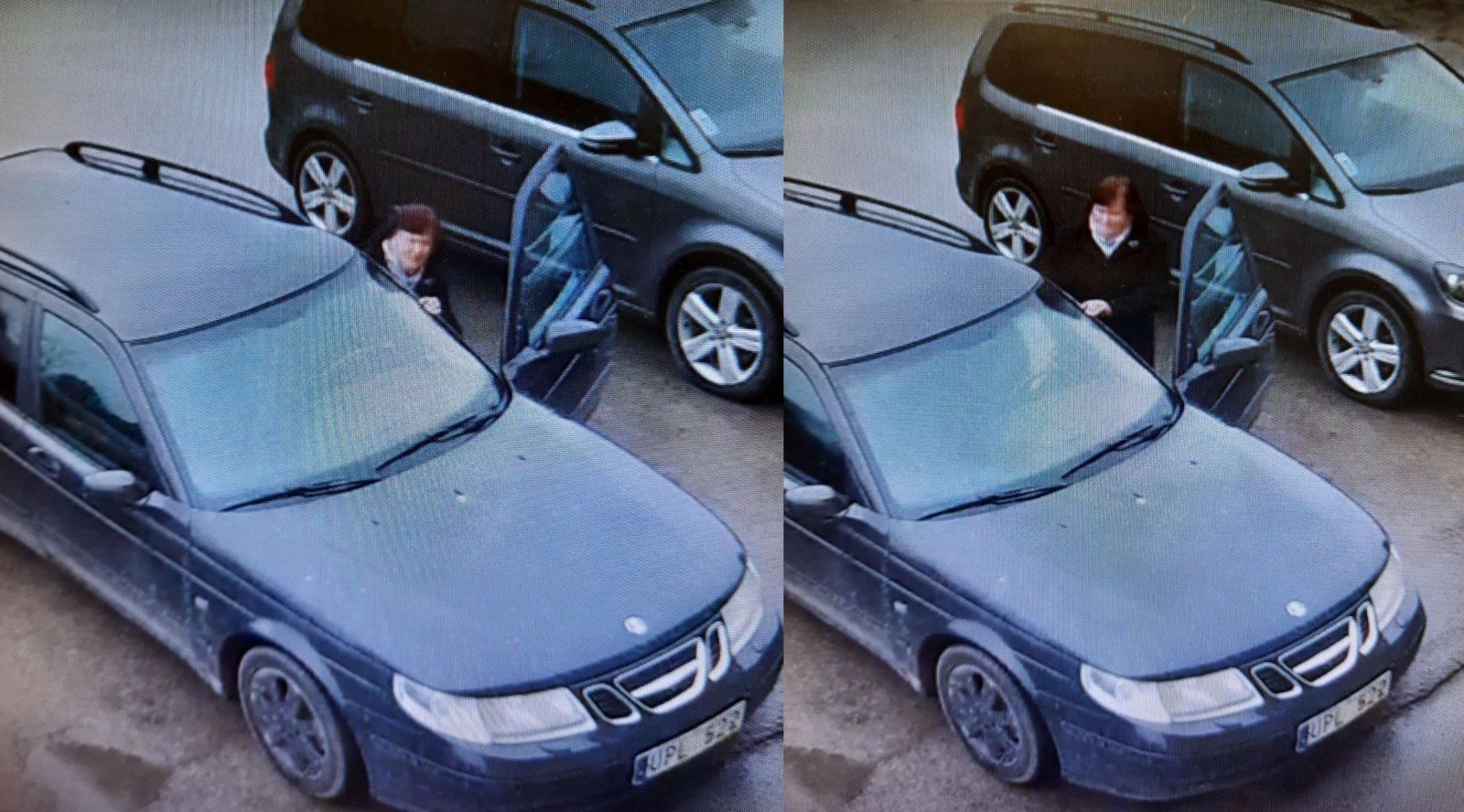 Kauno policija ieško iš eismo įvykio vietos pasišalinusios moters