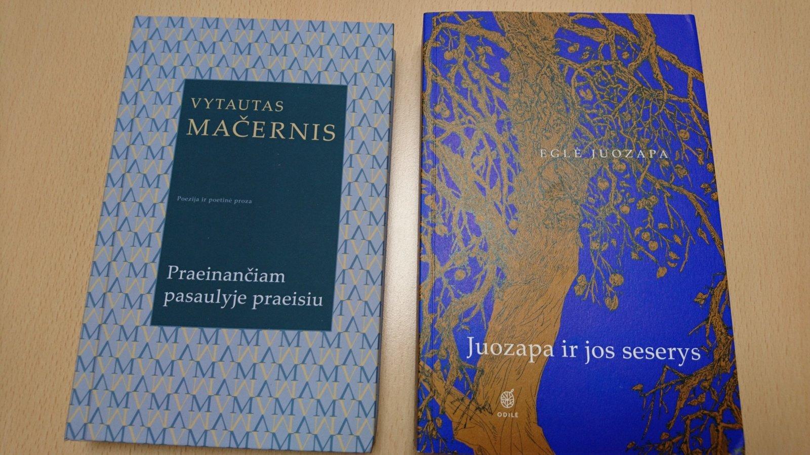 Naujos dovanotos knygos pasiekė Zarasų bibliotekos skaitytojus