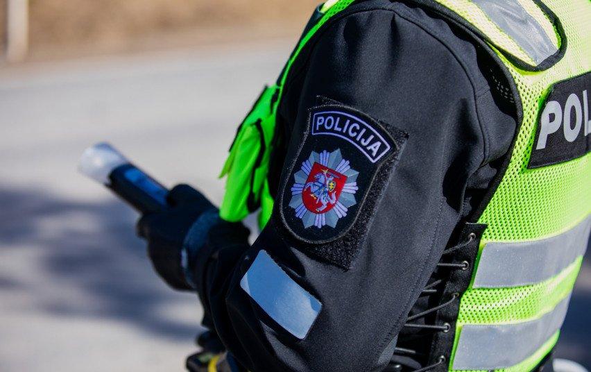 Plungės rajono pareigūnas Donatas Gudas ne tarnybos metu sulaikė neblaivų vairuotoją