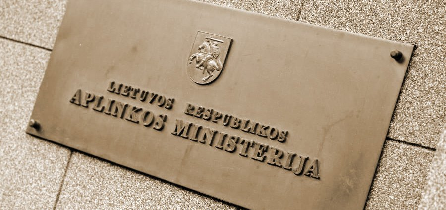 Aplinkos ministerija: O. Vėbrienė atleista iš AAD direktorės pareigų, nes įdarbinama neturėjo būtinos patirties