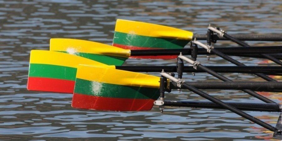Lietuvos irkluotojų kvartetas – Europos čempionato finale