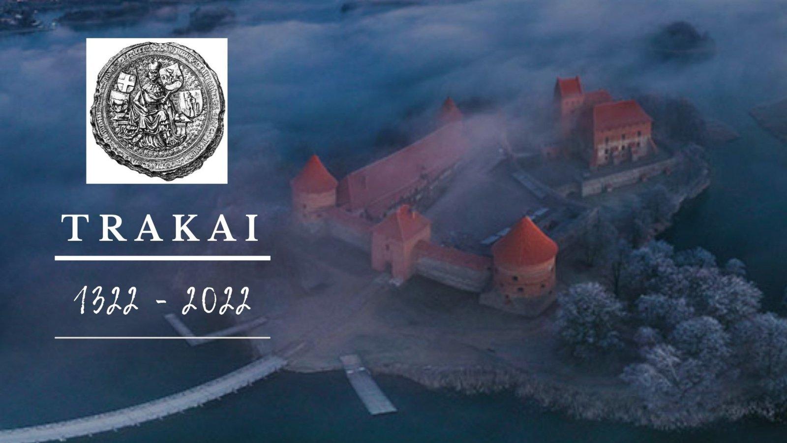Istorikai pasiūlė Trakams miesto įkūrimo datą