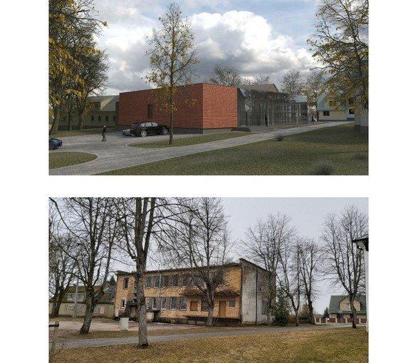Sprendžiamas Tytuvėnų kultūros centro patalpų likimas
