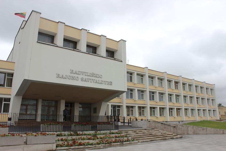 VRK: balandžio 25-ąją vyks antrasis Radviliškio mero rinkimų turas